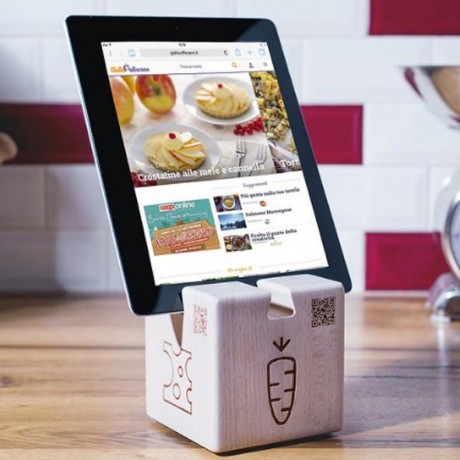 Cooking Box Innovative Tablet & Phone Stand