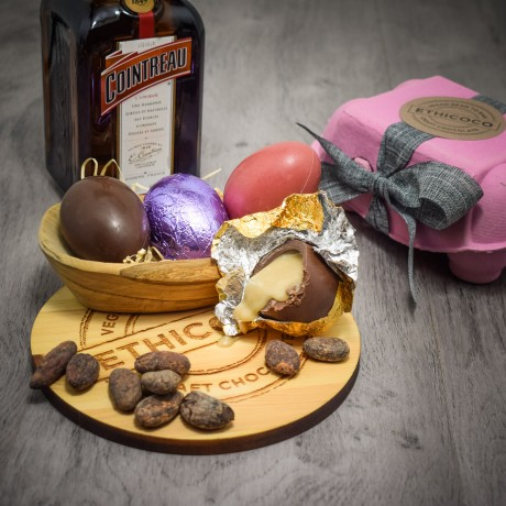 Tipsy Creme Eggs Selection