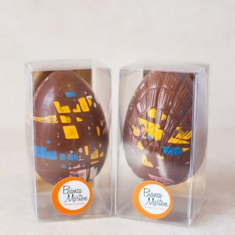 "Vegan ""Mylk"" Chocolate Easter eggs (no dairy)"