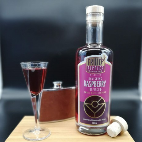 British Raspberry Liqueur (Great Taste 2 Star Award Winner 2016)