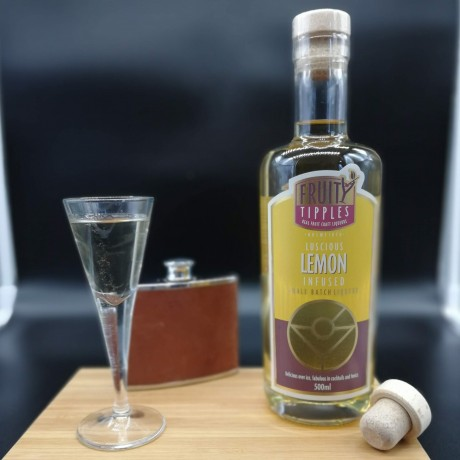 Fruity Tipples Lemon Liqueur - Great Taste award 2017