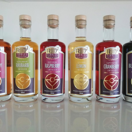 British Raspberry Vodka (Great Taste 2 Star Award Winner 2016)