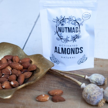Nutmad Activated Almonds Natural
