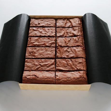 Classic Chocolate Brownies