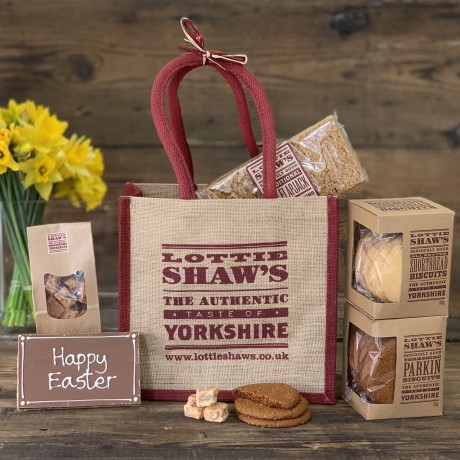 Happy Easter Gift Bag of Delicious Treats