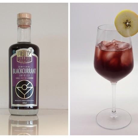 Autumn mellow cocktail