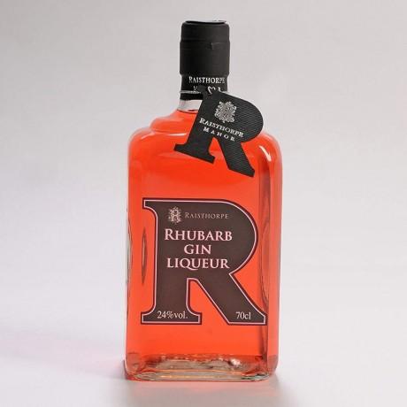 Raisthorpe Rhubarb Gin Liqueur
