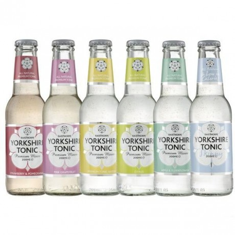 Yorkshire Tonics Selection Pack of 24