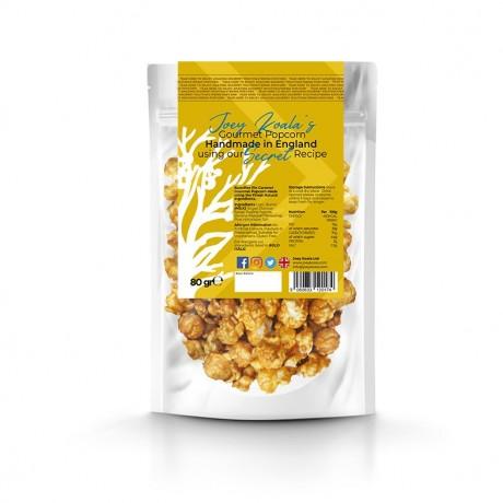 Banoffee Pie Caramel Gourmet Popcorn