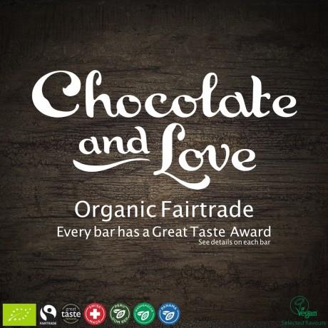 Chocolate and Love Rich Dark Chocolate