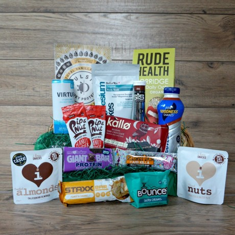 The CrossFit Box Healthy Hamper