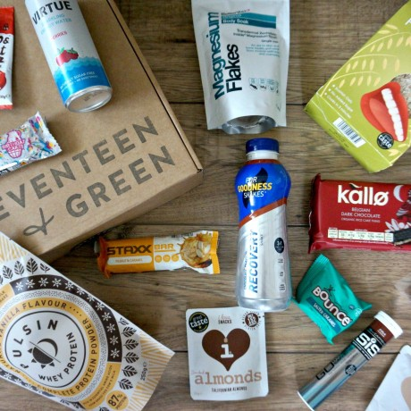 The CrossFit Box - Healthy Hamper