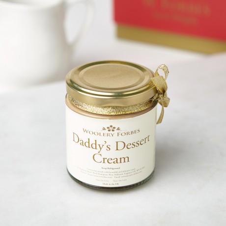 Daddy's Dessert Cream