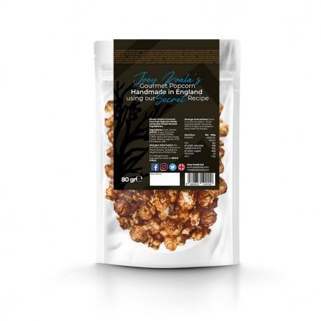 House Mokha Caramel Gourmet Popcorn