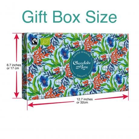 Sea Salt Chocolate Gift box 4x 80g bars
