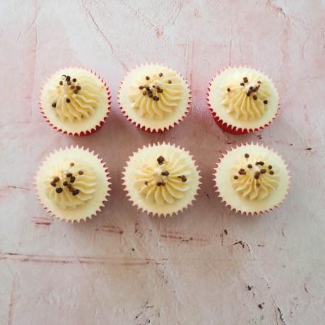 Chocolate Sprinkles Cupcakes