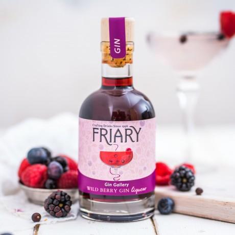 Wild Berry Gin Liqueur