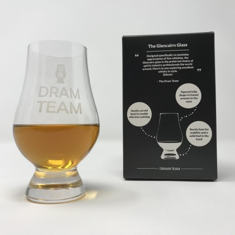 The Glencairn Glass comes in a lovely gift box