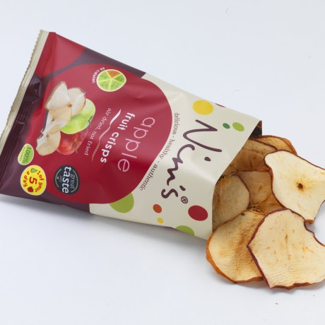 An open pack of Nim's Apple for reference