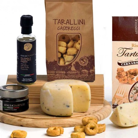 The Ultimate Truffle Risotto Hamper