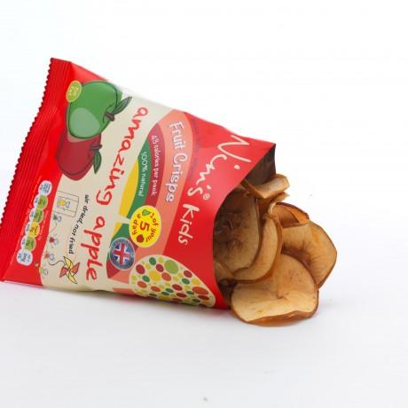 Kids Air Dried Apple Crisps