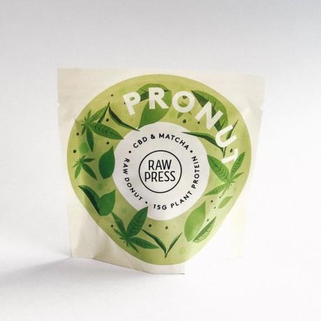 Matcha Pronuts - Raw Protein Donuts
