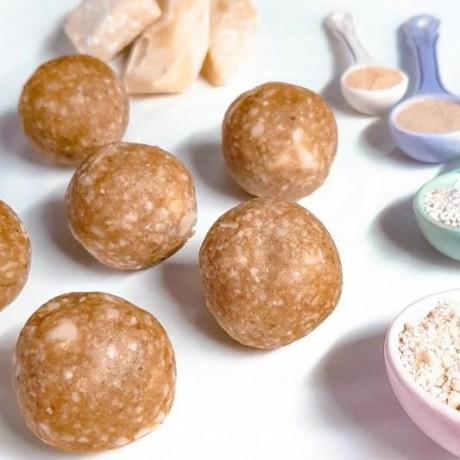 White Choc Crunch Bliss Balls Mix