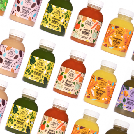 Organic Bespoke Juice Cleanse - Choose Your Own
