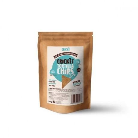 Cricket Tortilla Chips - Sea Salt