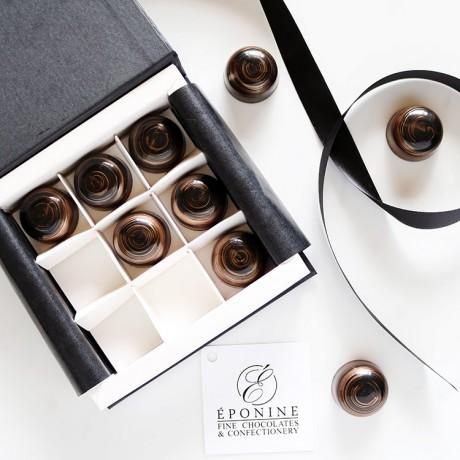 Eponine Father's Day Whisky Chocolates