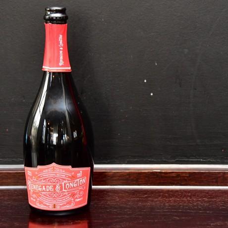 Opened bottle