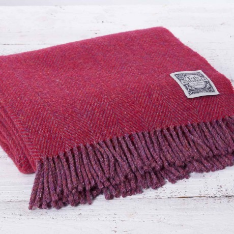 Apple Red Picnic Rug