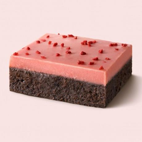 Fruits Brownies - Mango & Strawberry