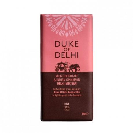 Milk Chocolate & Indian Cinnamon