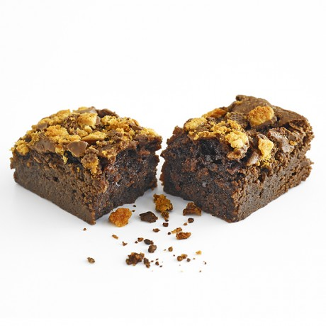 Honeycomb Brownie