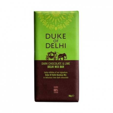 Dark Chocolate & Lime
