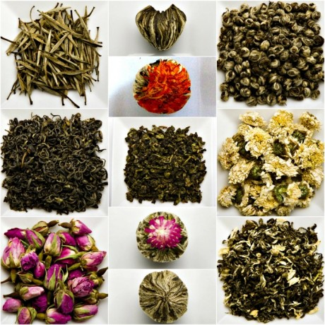Chinese Tea Collection (12 teas)
