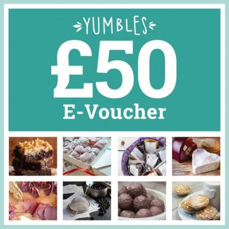 Yumbles £50 E-Voucher