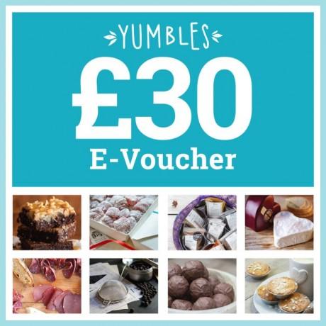 Yumbles £30 E-Voucher