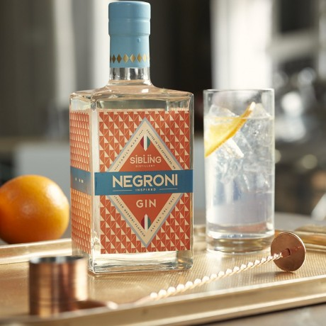 Sibling Negroni Gin 70cl