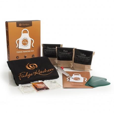 Fudge Kit Contents