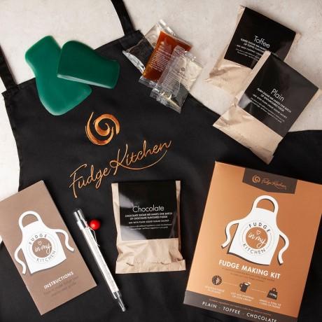Fudge Making Kit Open