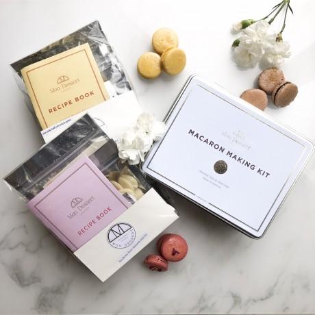 Summer Bundle of 3 Macaron Kits- Makes 72 Macarons