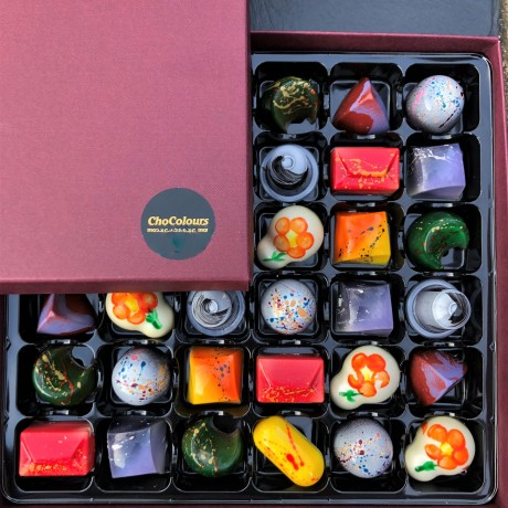 Selection of chocolate (example)
