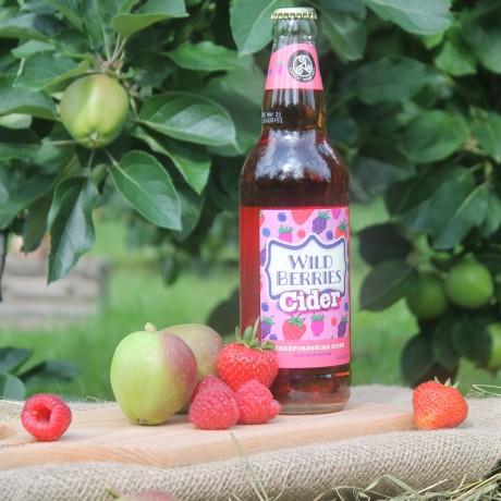 Wild Berries Cider (12 bottles)