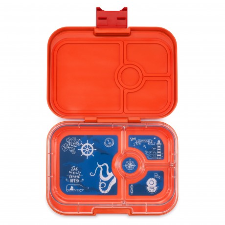 Yumbox Panino Lunchbox with 4 Compartments