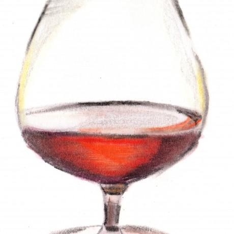 Close up of illustration