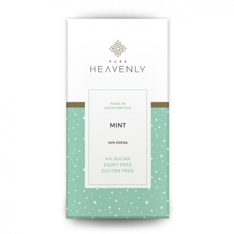 Low Sugar Mint Milk Chocolate Alternative Bars (Free From)