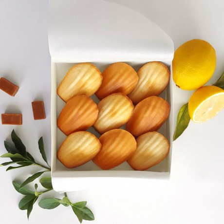 Madeleines - Traditional Mixed Box