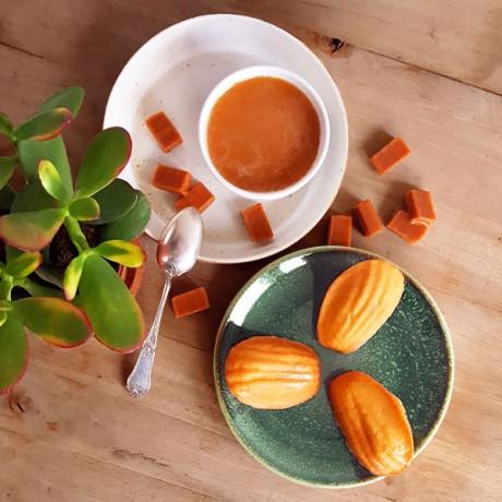 Box Brittany: Vanilla &; Salted Caramel